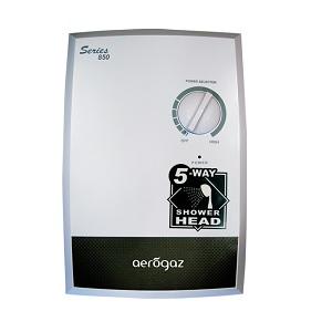 Aerogaz S850 Instant Water Heater