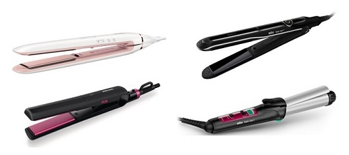 Best Hair Straightener & Hair Curler Singapore