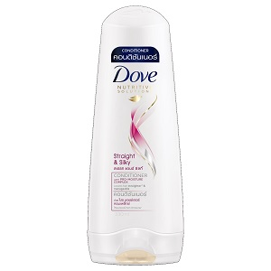 Dove Shampoo Straight & Silky