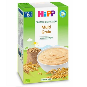 HiPP Multicereal Organic Cereal