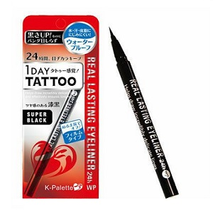 K-Palette 1 Day Tattoo Waterproof Eyeliner