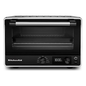 KitchenAid Digital Countertop Oven 5KCO211BBM