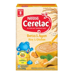 Nestle Cerelac Rice & Chicken