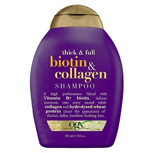 OGX Biotin + Collagen Shampoo