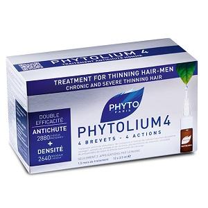 Phyto Phytolium 4 Chronic Hair Loss Treatment