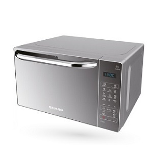 Sharp R-72E0 Microwave with Grill