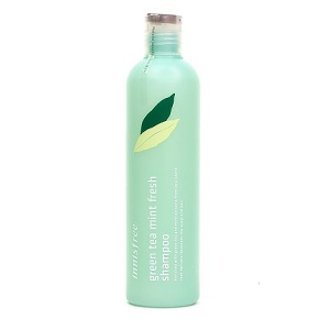 innisfree Green Tea Mint Fresh Shampoo