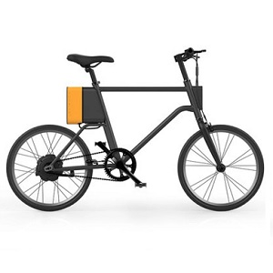 Yunbike C1 Power-Assisted Bicycle