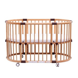 Beblum Sam Crib Convertible Baby Cot