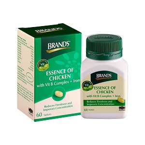 BRAND'S® Essence of Chicken Tablets