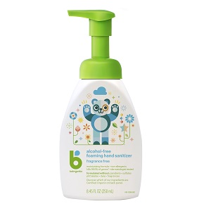 Babyganics Alcohol-Free Hand Sanitizer