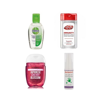 Best Hand Sanitizer Singapore