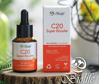 Biolife C20 Super Booster Face Serum