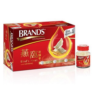 Brand's Bird's Nest with American Ginseng