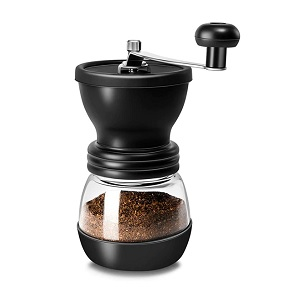 KONCO Manual Coffee Mill Grinder