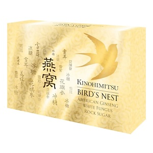 Kinohimitsu Bird's Nest with American Ginseng