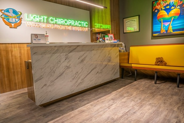 Light Chiropractic Singapore