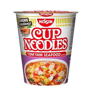 Nissin Cup Noodles Tom Yam