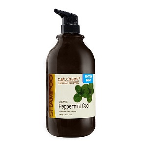 nat.chapt.® Organic Peppermint Cool Hair Shampoo
