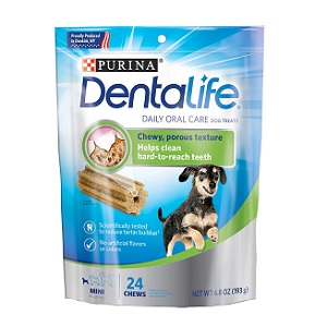Dentalife Daily Oral Care Dog Treat
