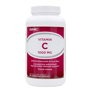 GNC Vitamin C 1000 Timed Release