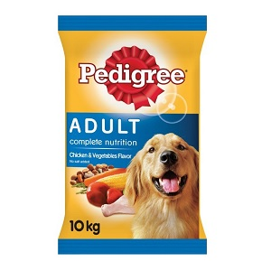 Pedigree Dog Food Chicken & Vegetable
