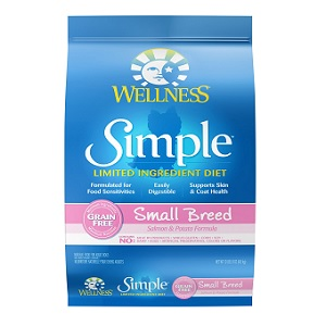 Wellness Dog Food Salmon & Potato