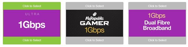 MyRepublic Broadband Plans